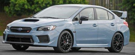 WRX STI Series.Gray Price - City Subaru