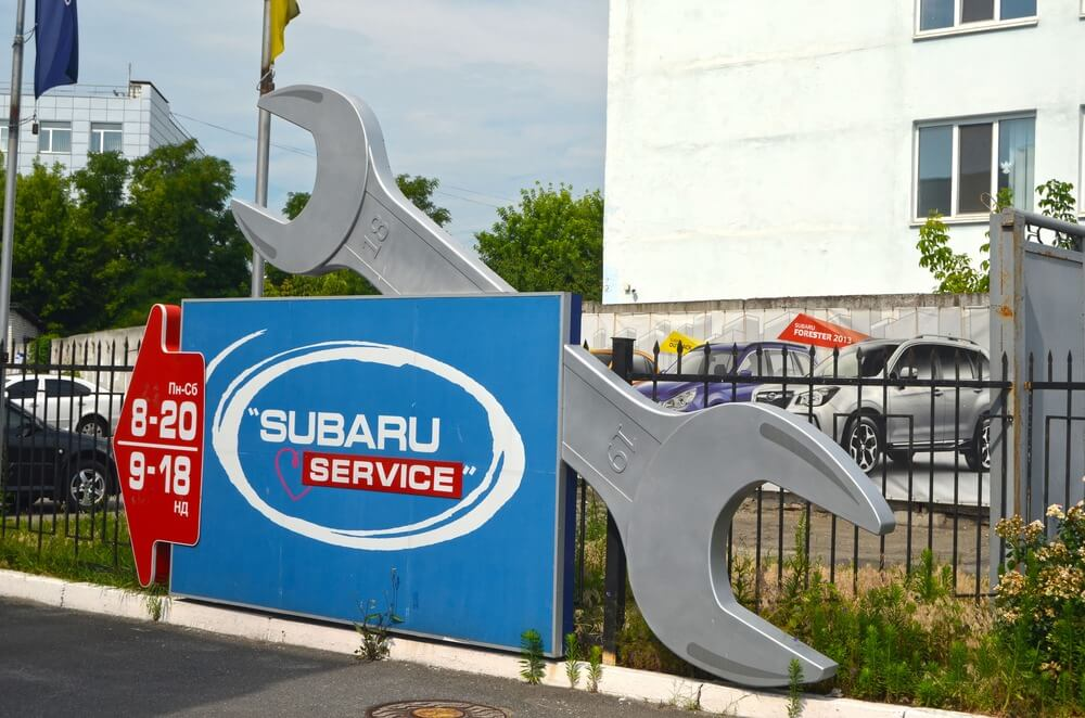 City Subaru - Subaru Service