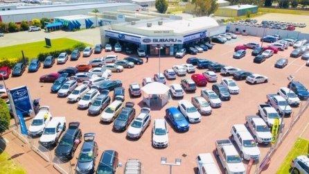 City Subaru Dealer