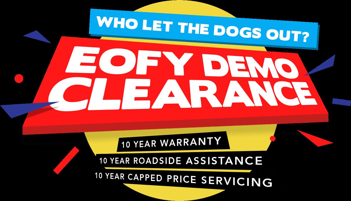 City Subaru - EOFY DEMO Clearance
