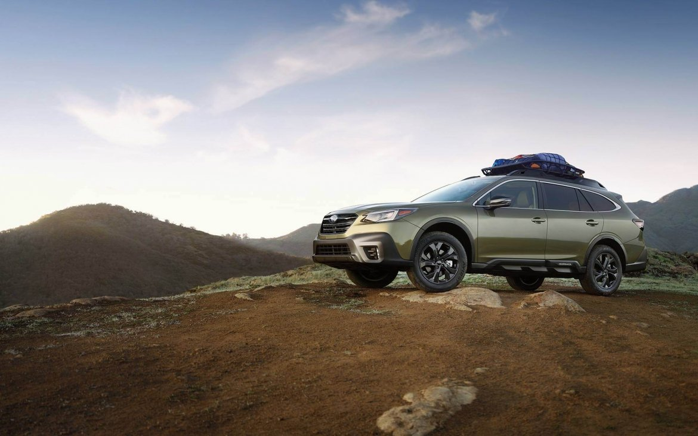 City Subaru - Outback Teaser