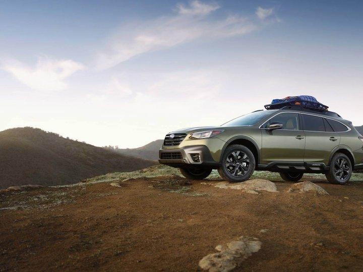 A New 2020 Subaru Outback Teaser