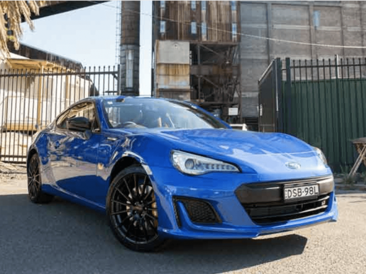How to Maximise Your Subaru BRZ Resale Value