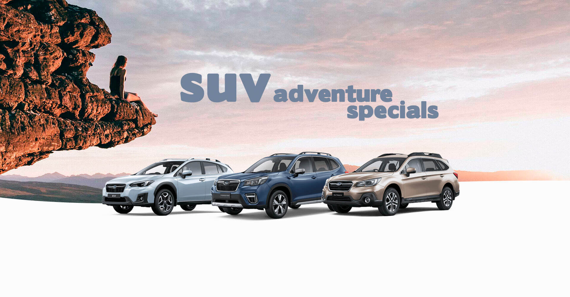 Website Banner - City Subaru