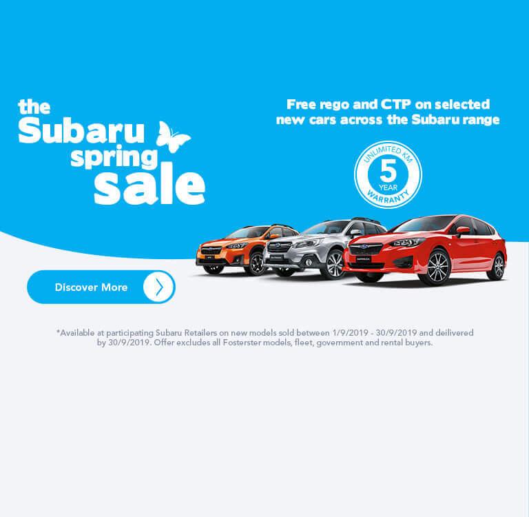Subaru Dealers Perth WA | Car Dealers Victoria Park | City