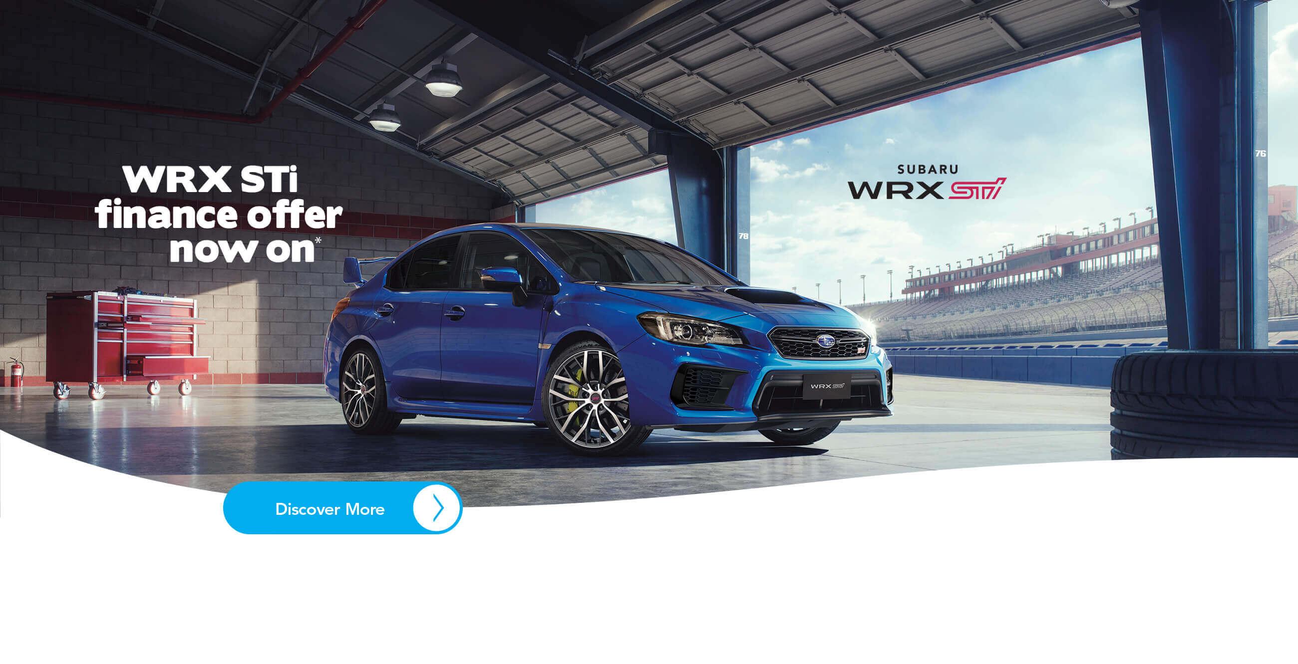 City Subaru - WRX STi