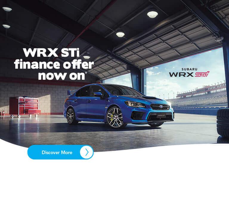 City Subaru WRX STi