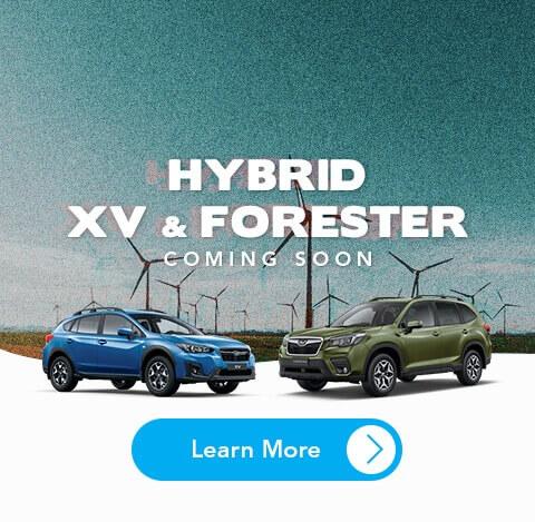 Hybrid XV Forester