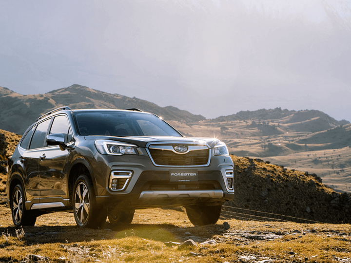 Why Subaru Forester Is The Best For You?