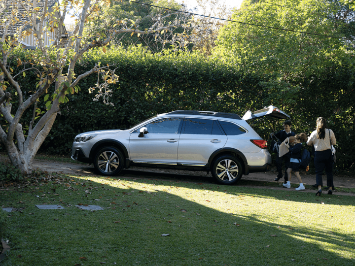 5 Reasons Why You Should Buy The Subaru Outback
