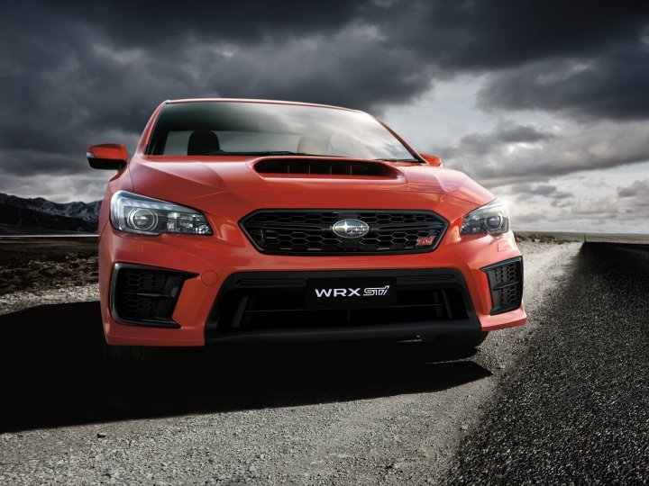 What Are The Features Of The Subaru WRX STI?