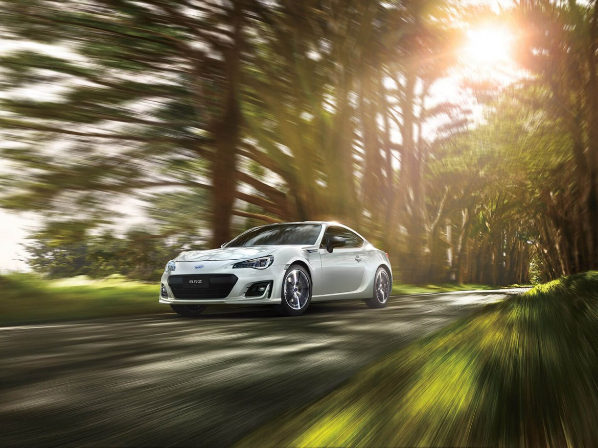 Subaru BRZ, What Engine Comes in The BRZ?