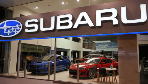 Subaru Dealer - Perth City Subaru