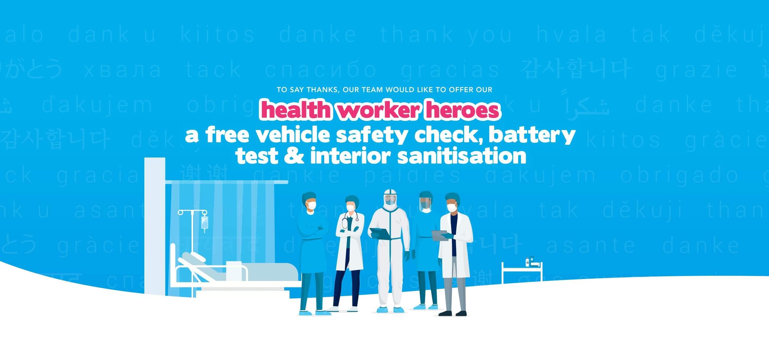 , Health Worker Heroes