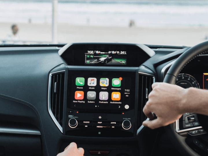 Does the Subaru Impreza Have Android Auto?