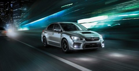 metallic grey subaru wrx 2020