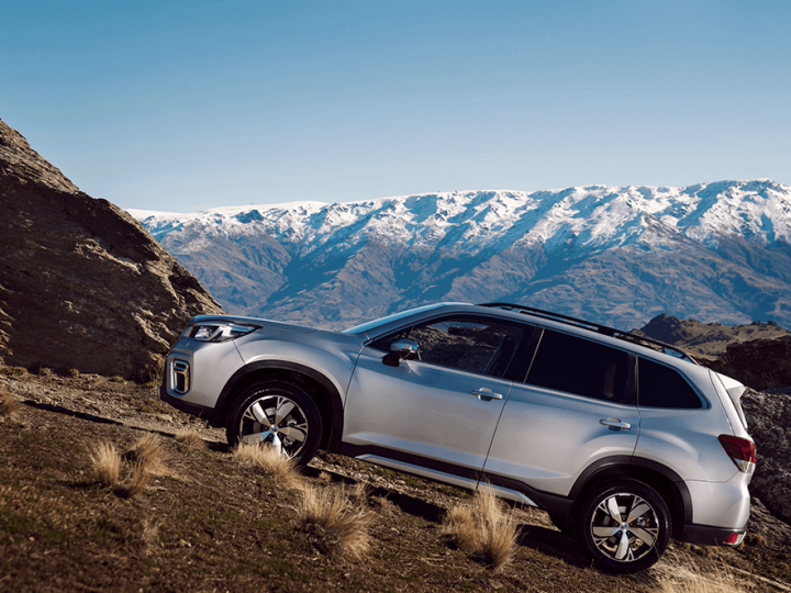 Why Subaru Forester?