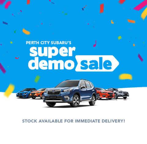 Subaru Sale