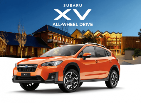 new subaru xv 2020