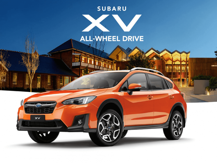 Not just a review. Why The Subaru XV Is The Perfect Balance of Practicality & Adventure