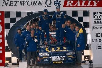 , STI Motorsport History