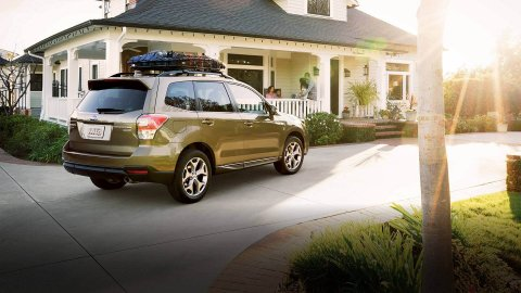 Best Roof Rack for Your Subaru Forester