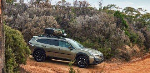 Subaru Outback Accessories