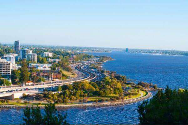 The BEST Scenic Drives in Perth
