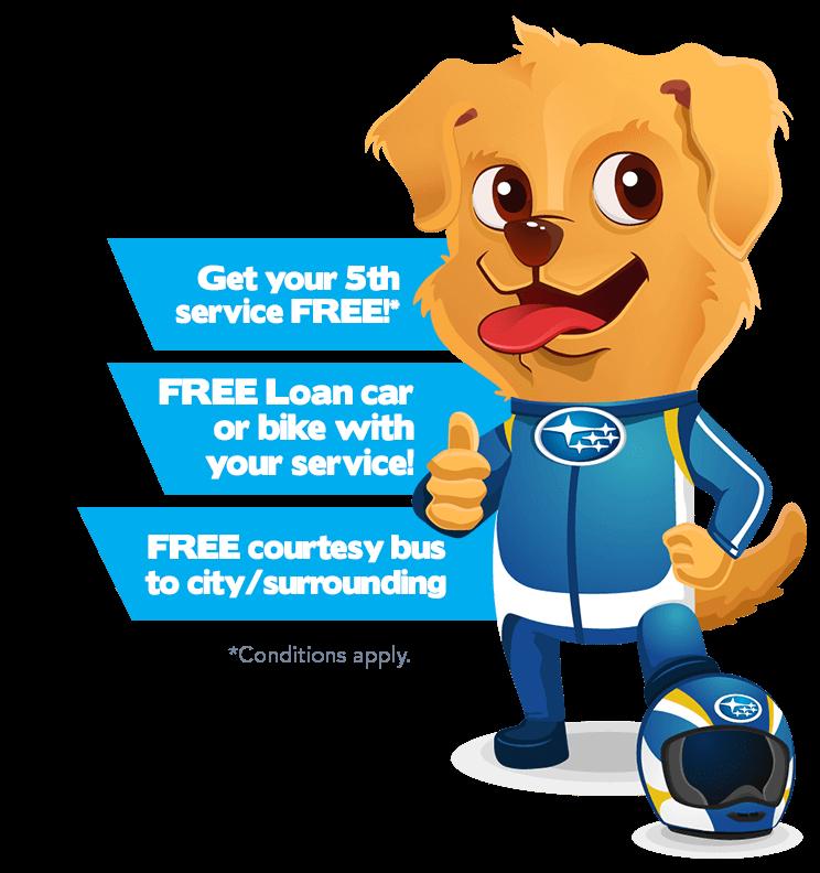 subaru service, Subaru Service and Tyre Centre