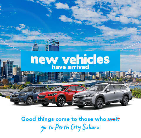 Subaru Demo Sale