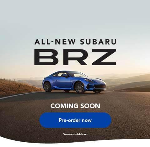 New 2022 BRZ
